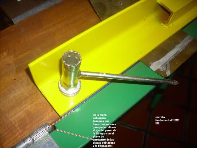 Plegadora de chapas (láminas de metal) - Página 2 21bk50k