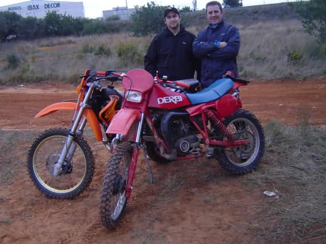 enduro h3 -registronex - Mi KTM 50 Enduro 23m0shu