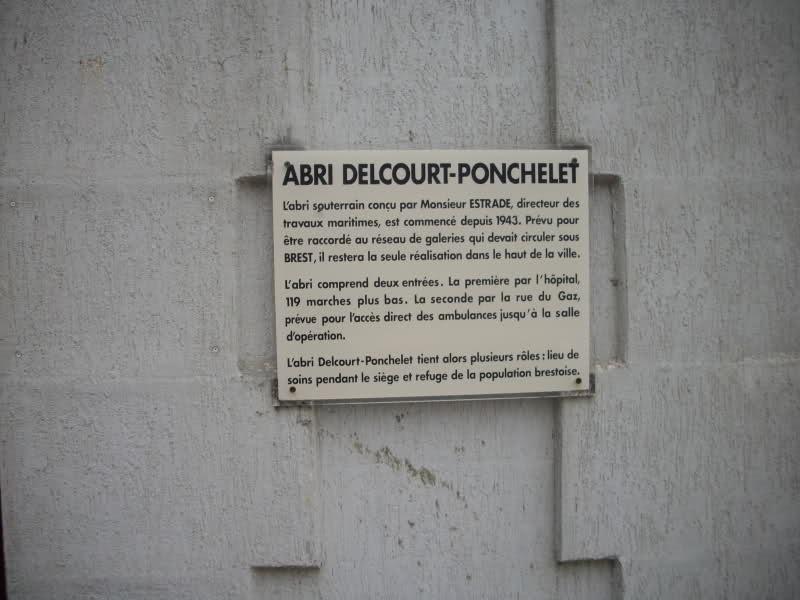 Abri Ponchelet  de BREST 23s7yoo
