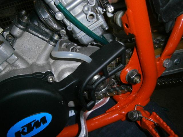 Puesta a punto KTM 80 MX 23uoj6h