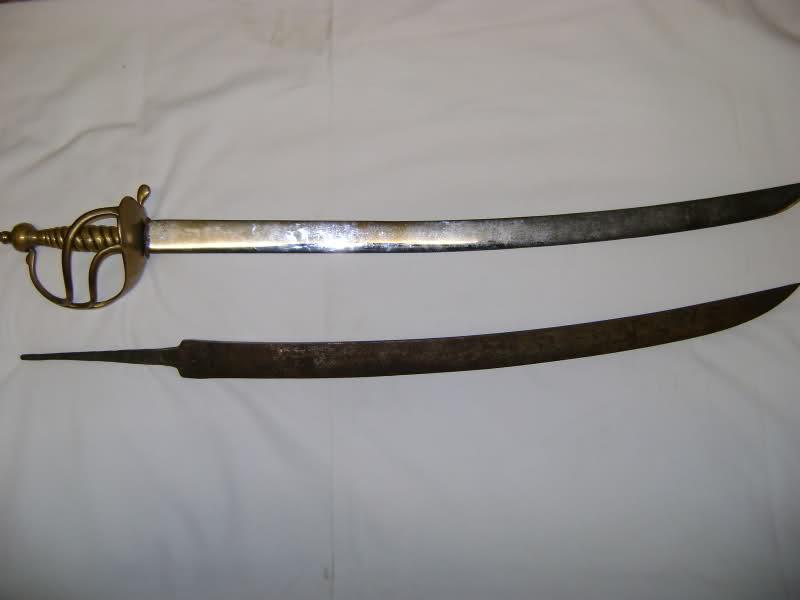 Reconstitution d'un sabre de grenadier 1700/1730 et sabre de grenadier 1730/1750 24lk9ww