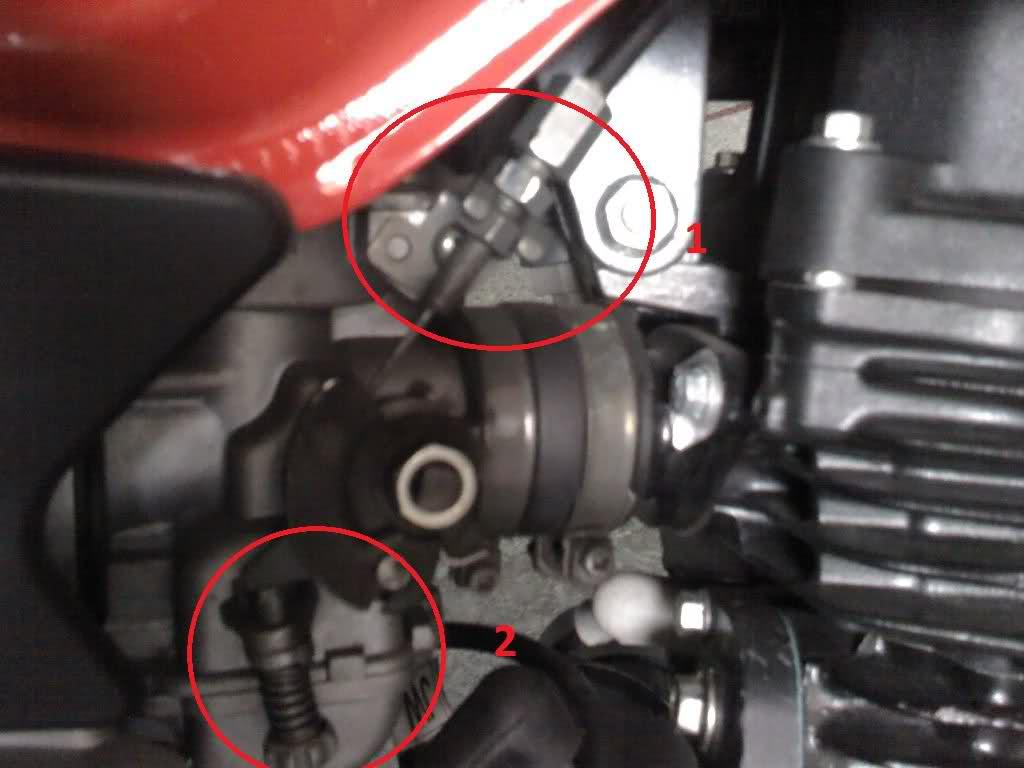 Ralenti/Pase de aire/Tornillo carburador (creo) 24qtz61