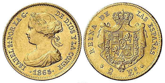 Sistema monetario de Isabel II. - Página 3 25045kl