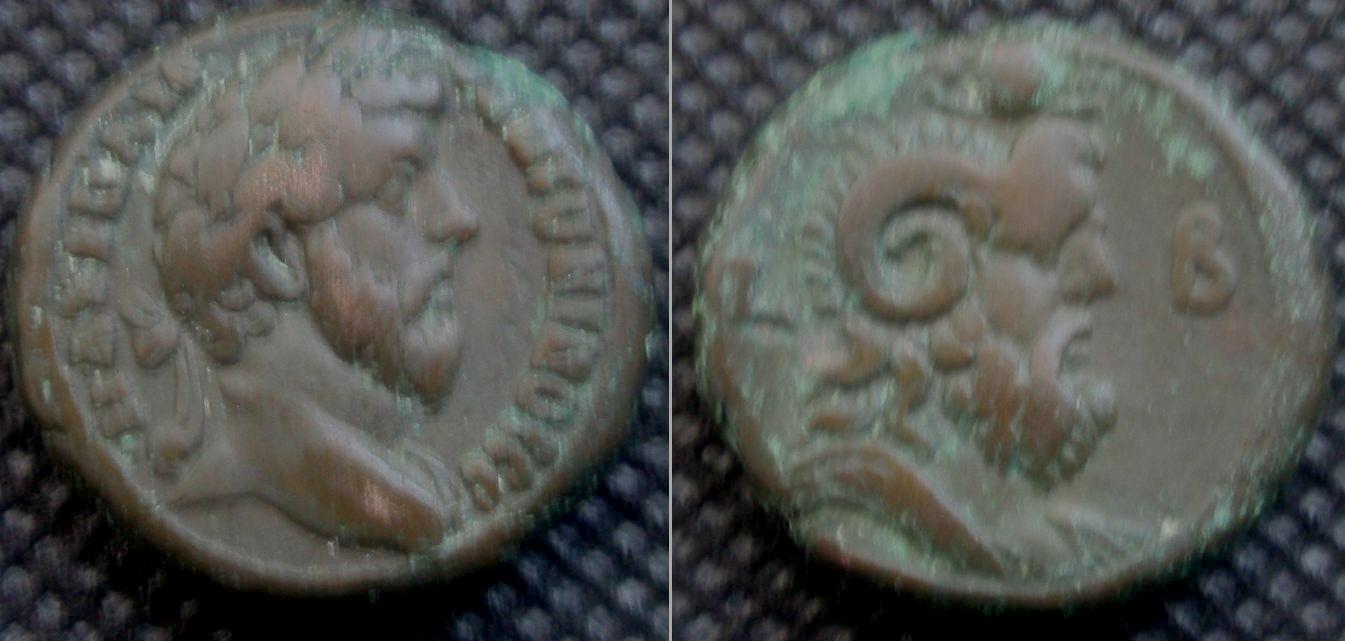 La moneda provincial romana. La ceca de Alexandría 256qlaq