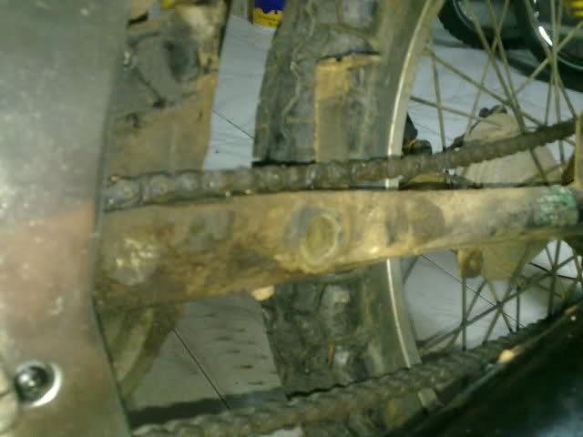 Diario restauración Puch Minicross 25iwuo5