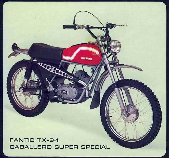 La saga Fantic Caballero 50 25q53s5