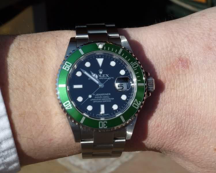 Attention : Omega VS Rolex ! (comparatif Submariner - Seamaster 30 Atm) 25sogea