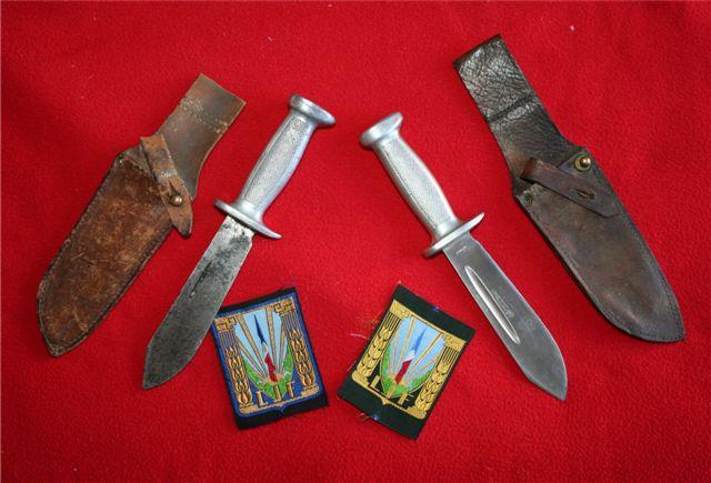 collection de lames de fabnatcyr (dague poignard couteau) 280jjg1