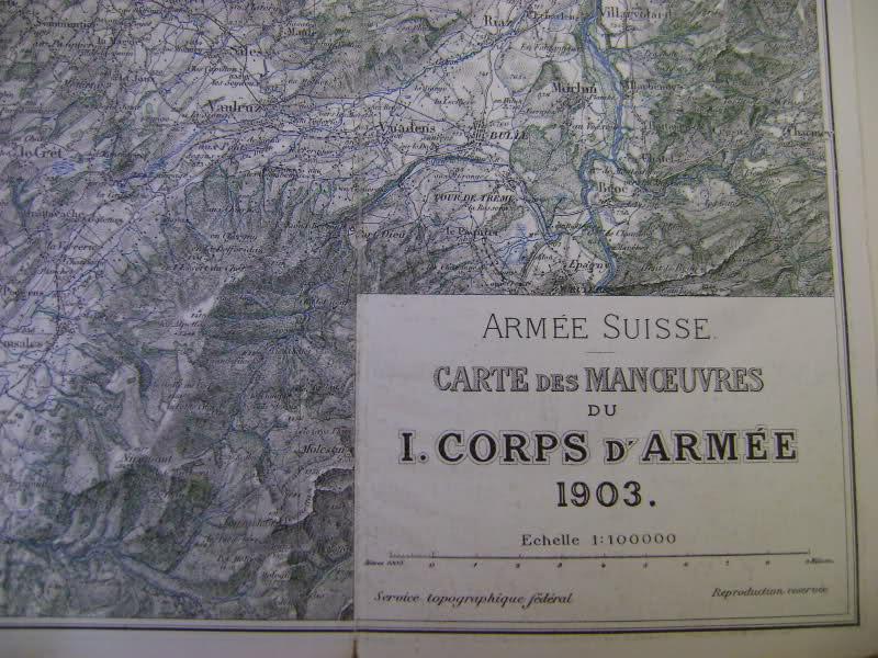 Deux documents suisses. 28hfng8