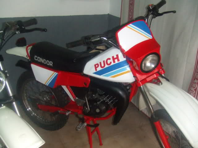 Puch Condor MD 85 - Colores 28l9nhe