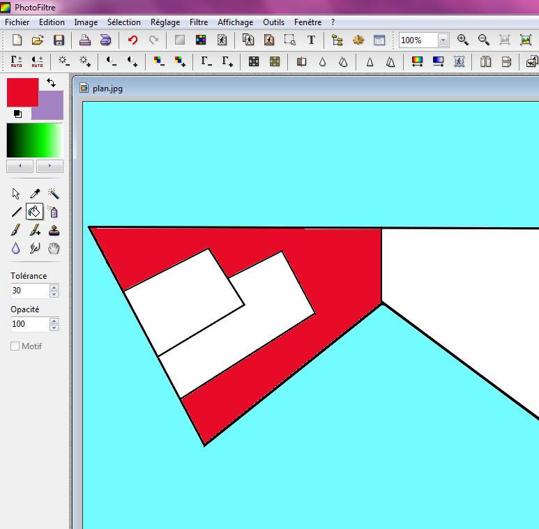 création d'un panneautage avec un logiciel gratuit de retouche d'images 29xxkl