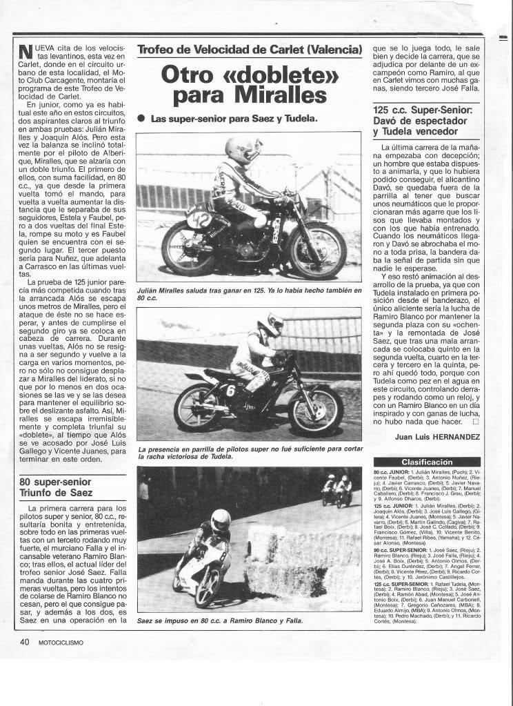 Antiguos pilotos: José Luis Gallego (V) 2ahs2sm
