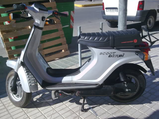 Mi Derbi Scoot 2dt839u