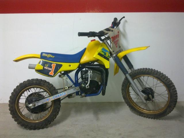 Mi colección de motos infantiles 2hzmu7o