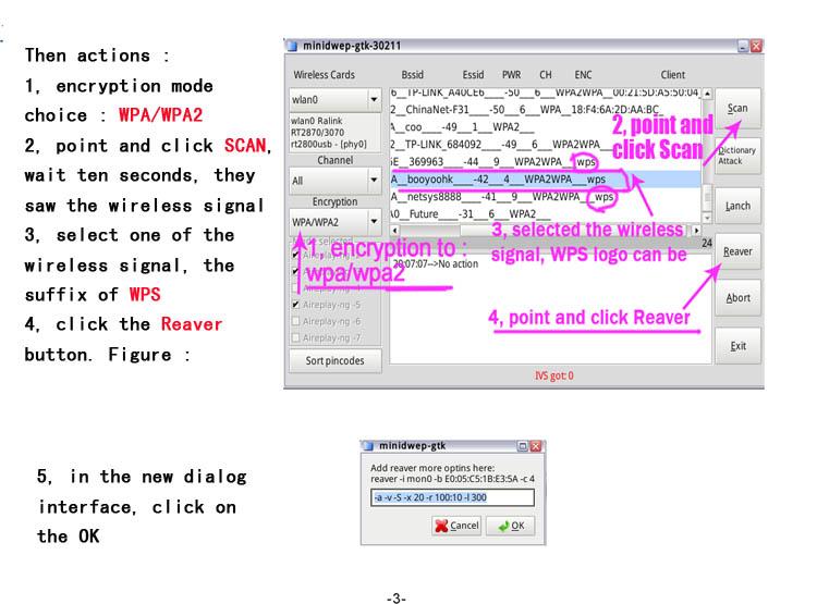 Hack your neighbors wifi via bootable linux 2i1ip8j
