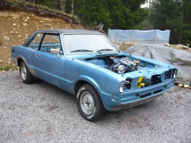 Fiechen - Ford Taunus 2.0L 8v Turbo 2i2a8tz