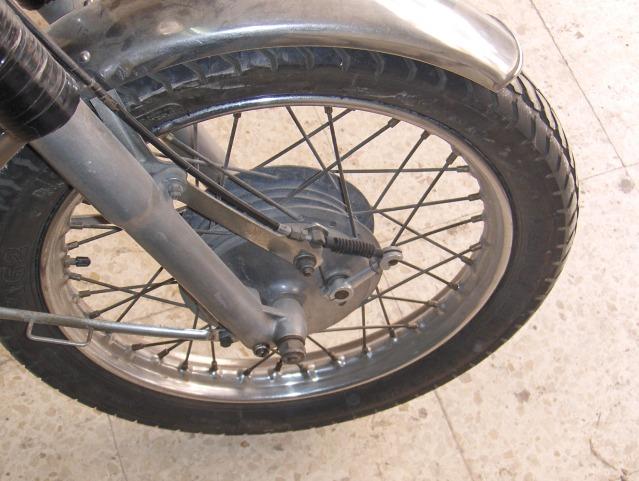 Restauración Bultaco Mercurio 175 GT 2l8ke9t