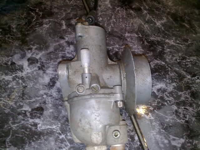 Duda motor Montesa Cota. 2ls867n