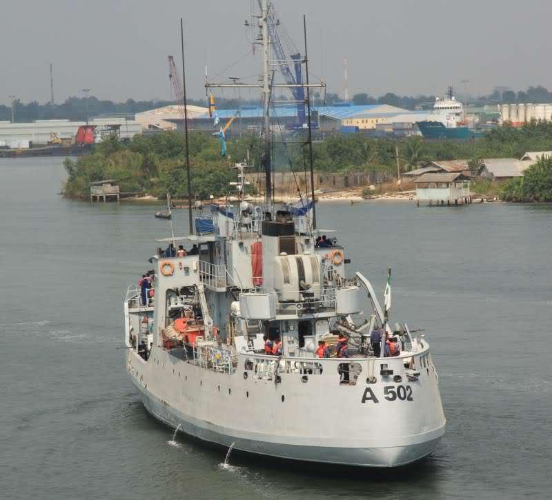 Armée Nigériane / Nigerian Armed Forces 2lsadmo