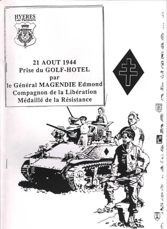 Golf hôtel de Hyères (83) TOR 079 : bataille sanglante 2meu3o6