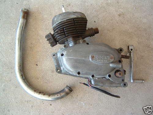 Cilindro de 75 para Ducati 48 TS 2na6zx3