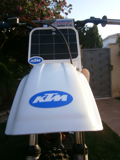 Puesta a punto KTM 80 MX 2ngdl00