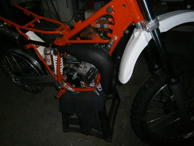 Puesta a punto KTM 80 MX 2ngx1r5