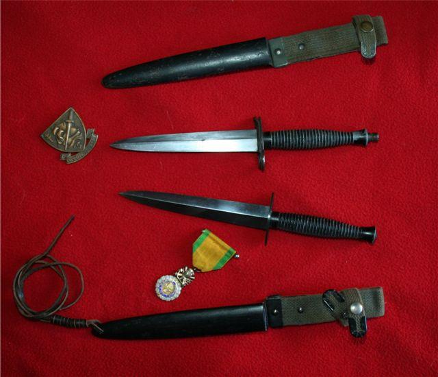 collection de lames de fabnatcyr (dague poignard couteau) 2nv4a54