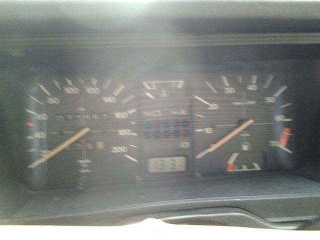 Vendo VW polo classic 1.3 gasolina de 1987 2rwtj09