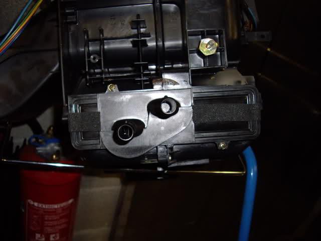 Changement radiateur chauffage GT sans clilm  2uh1k6x