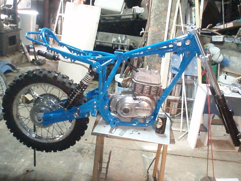 Bultaco Frontera MK11 370 - Restauración - Página 2 2yvrqcx