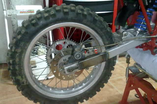 Ciclomotor de Campo J.Costa 309nel5