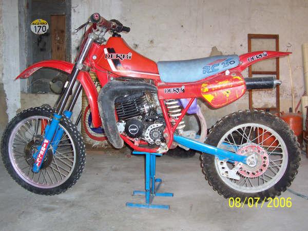 Mi Derbi RC 250 30kenx3