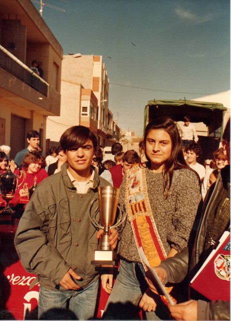 Antiguos pilotos: José Luis Gallego (V) 312bim8