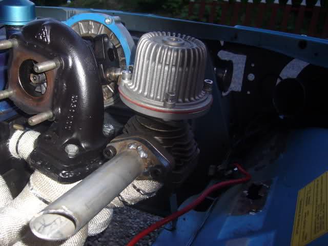 Fiechen - Ford Taunus 2.0L 8v Turbo 31367ut