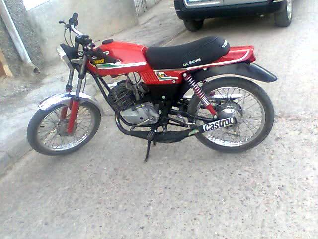 Mi Torrot Sport Sachs 314drb7