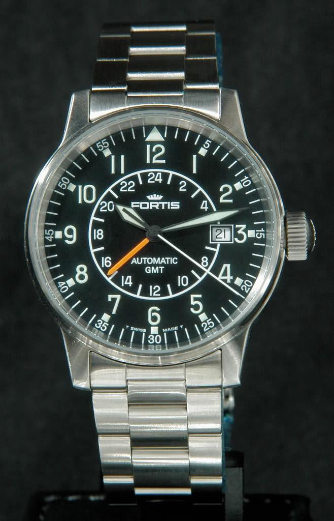Quelle Flieger (or Pilot Watch) 3166pfm