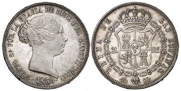 Sistema monetario de Isabel II. - Página 3 351a3go