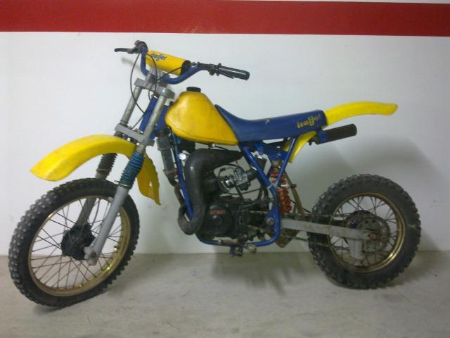 Mi colección de motos infantiles 35213z8