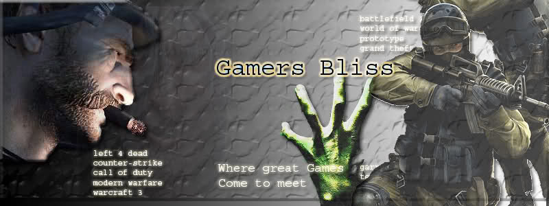 Gamers' Bliss