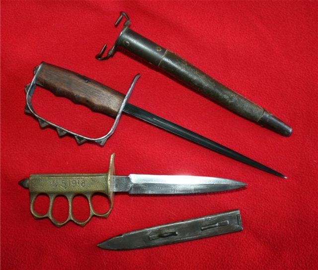 collection de lames de fabnatcyr (dague poignard couteau) 4hcod2