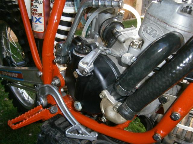 Puesta a punto KTM 80 MX 4rpxfb
