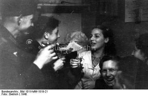 Brest, une synagogue transformée en maison close pour la Wehrmacht 4sealj
