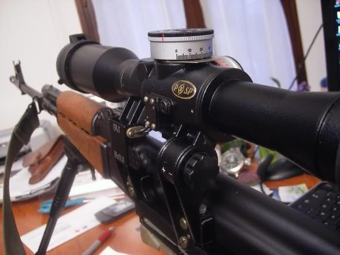 Optique PSOP 8x42 52x2ci