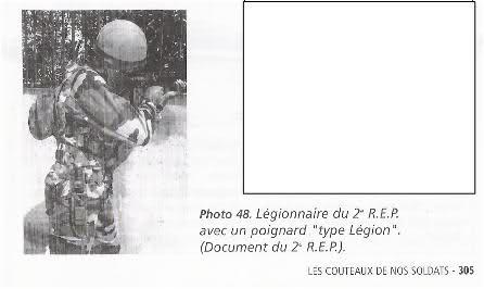 poignard kastinger  legion et commando marine  5fq3c9