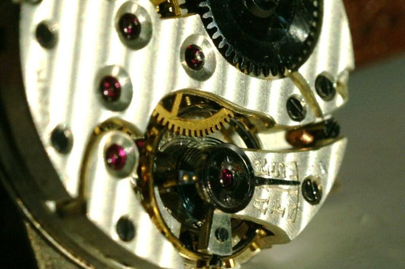 Restauration d'une vintage : UNIC calibre AS  5vaptu