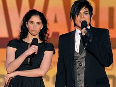 Adam Critics Choice auhindade jagamisel (15 .jaan) 68rhoy