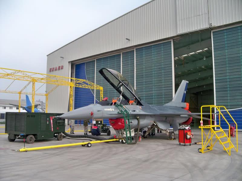 LA VERDAD DEL F-16  CHILE 96zvja