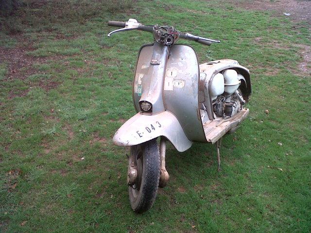Mi Lambretta 150 Special Conk4