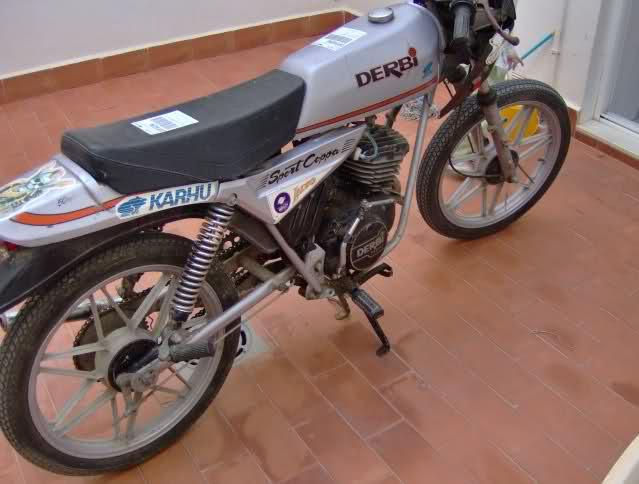 Restauración Sport Coppa 50 Dbh1r5